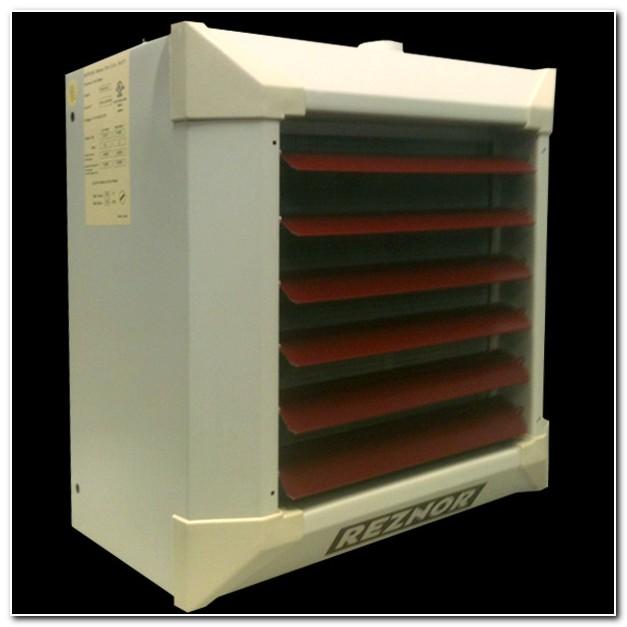Reznor Hydronic Cabinet Unit Heaters