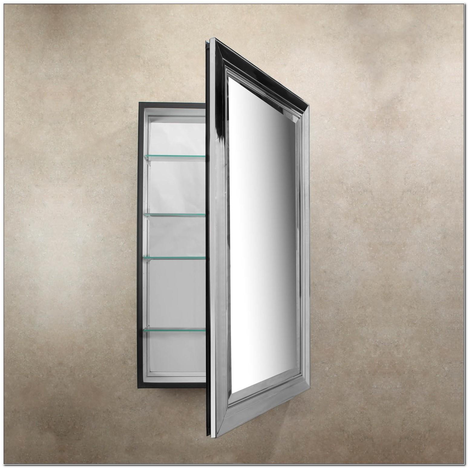 Robern Beveled Mirror Medicine Cabinet