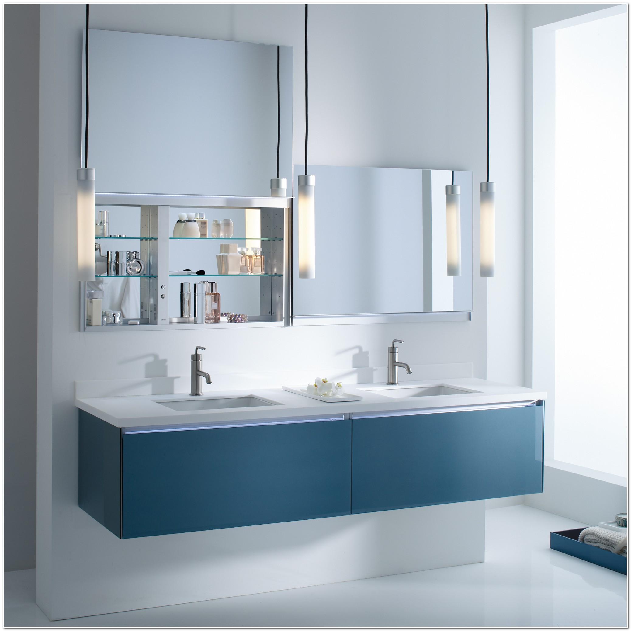 Robern Uplift Mirrored Medicine Cabinets