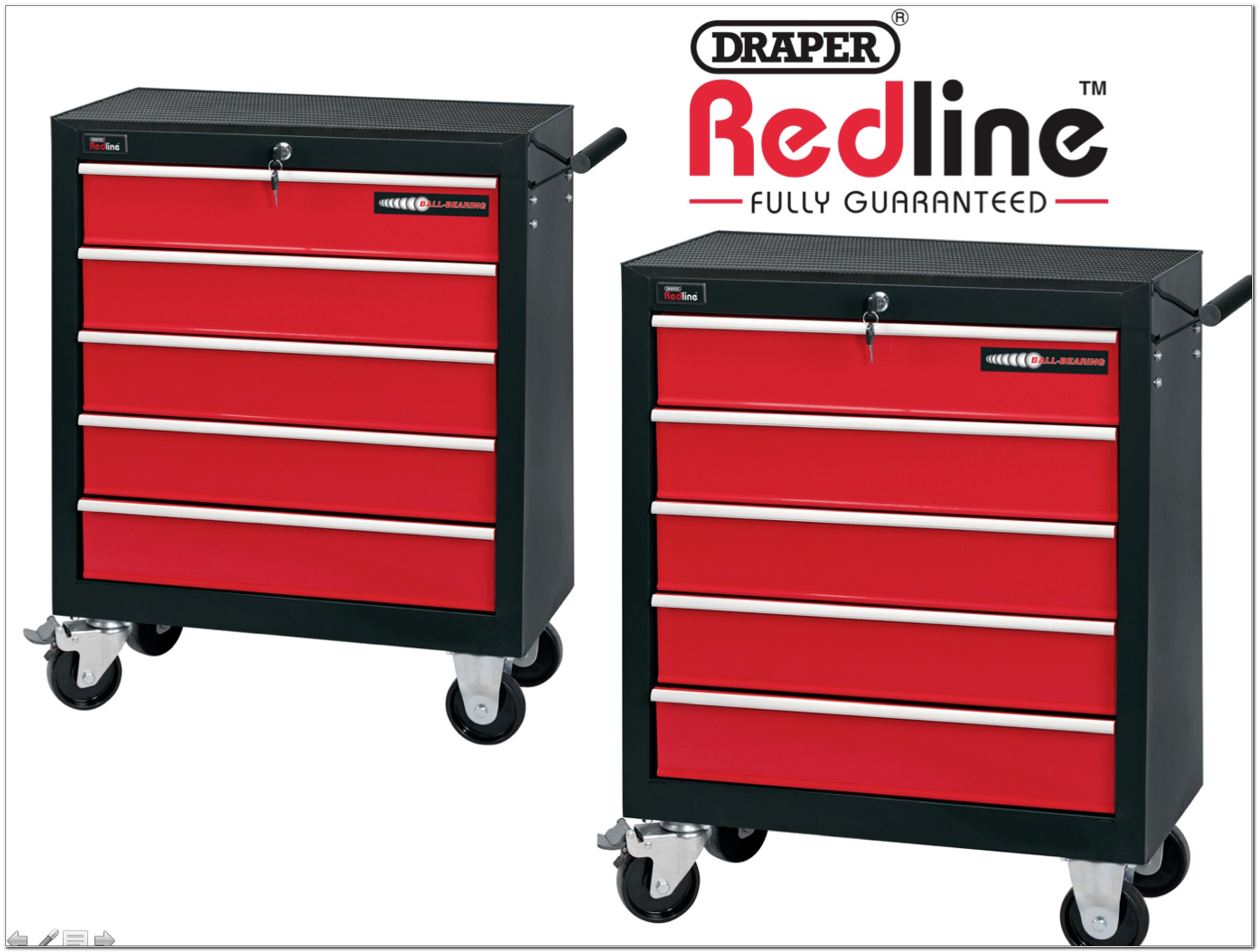 Roller Cabinet Tool Chest Tool Box