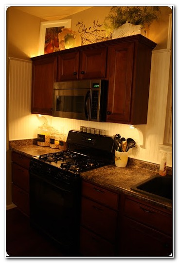 Rope Lighting For Under Kitchen Cabinets