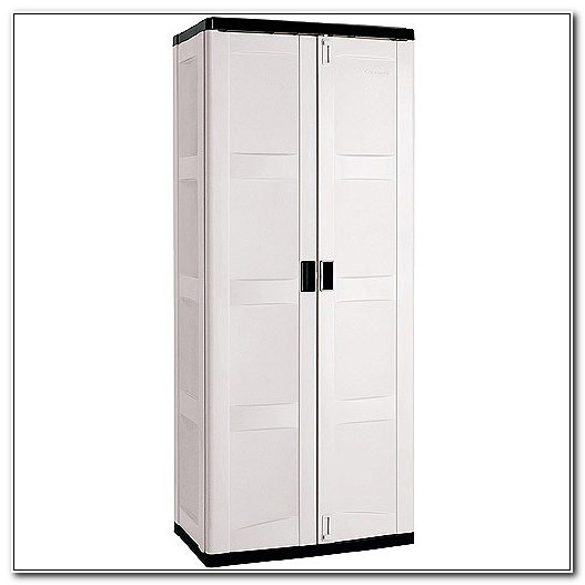 Rubbermaid Storage Cabinets With Doors