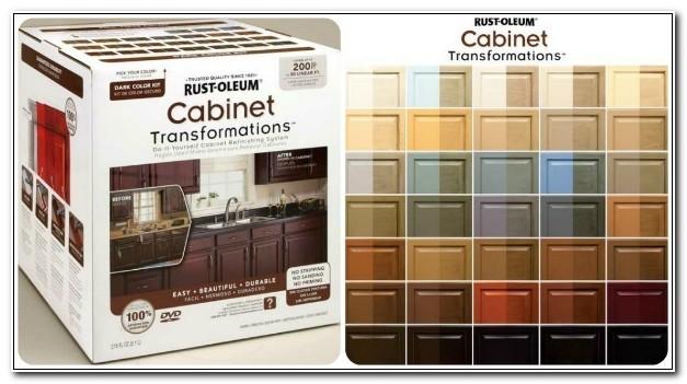 Rustoleum Cabinet Transformations Kit