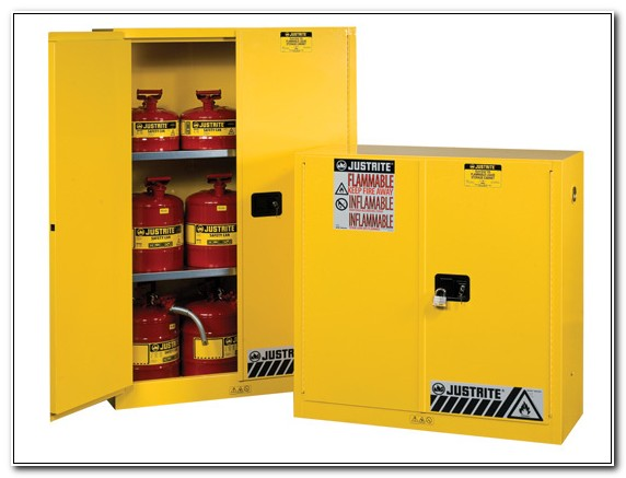 Safety Cabinet For Flammable Liquids