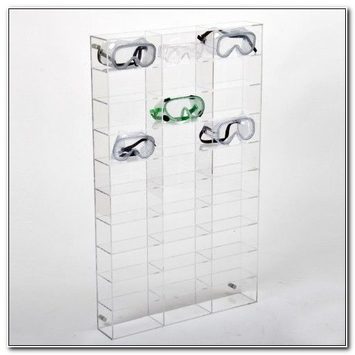 Safety Glasses Storage Cabinet