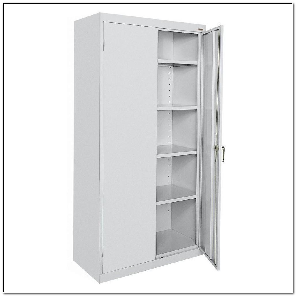 Sandusky 36 Steel Storage Cabinet