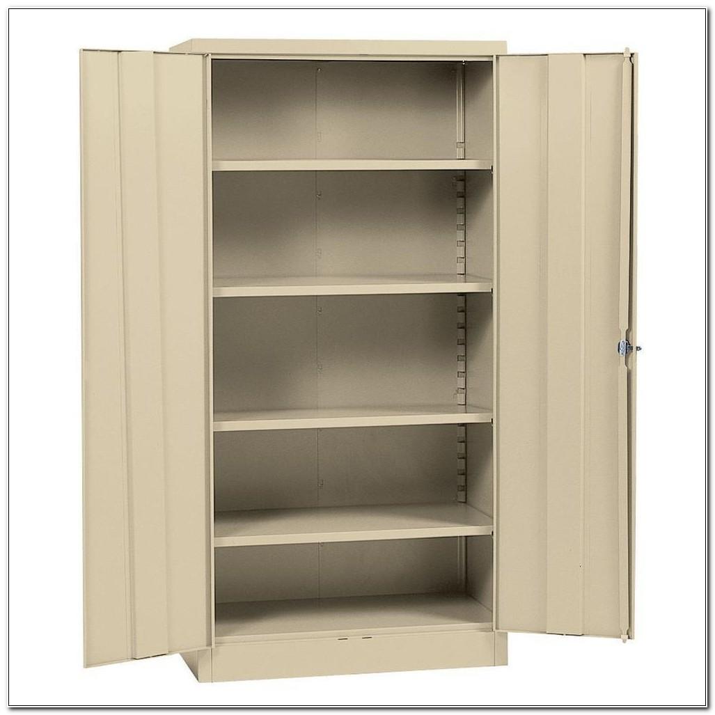 Sandusky 42 Steel Storage Cabinet