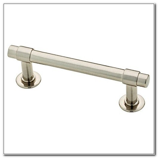 Satin Nickel Cabinet Pulls And Knobs
