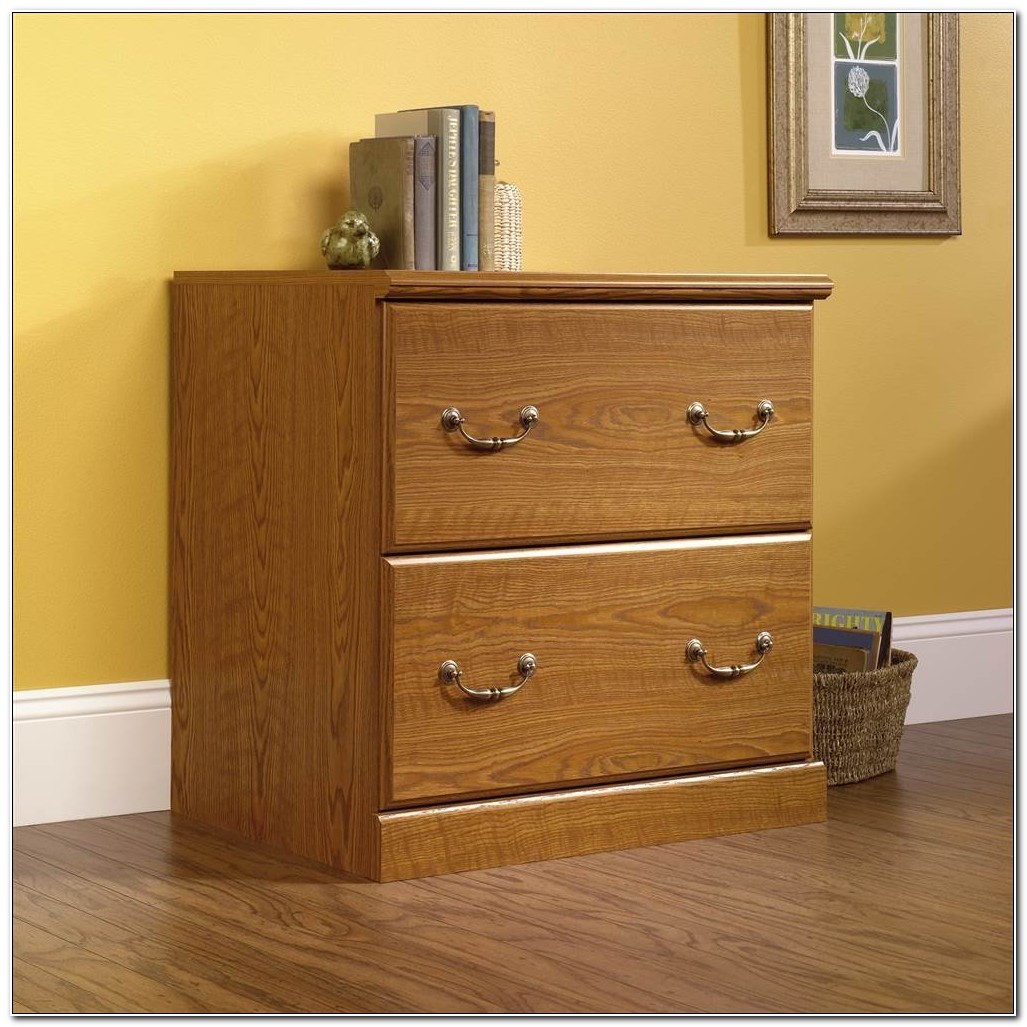 Sauder Orchard Hills 2 Drawer File Cabinet