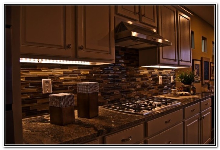 Seagull Ambiance Under Cabinet Lighting Installation