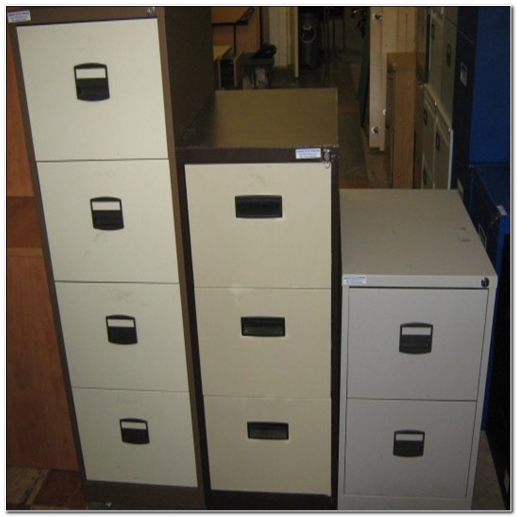 Second Hand Filing Cabinets London