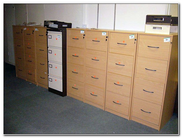 Second Hand Office Filing Cabinets
