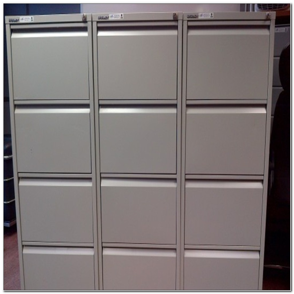 Second Hand Storage Cabinets London
