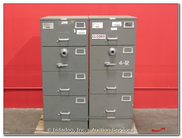 Security File Cabinet Combination Lock