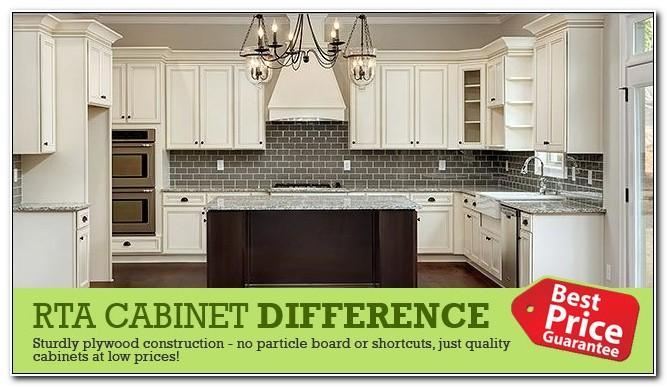 Self Assemble Kitchen Cabinets