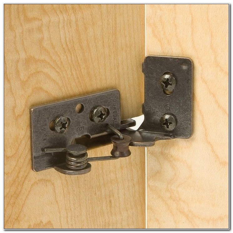 Semi Concealed Overlay Cabinet Hinges
