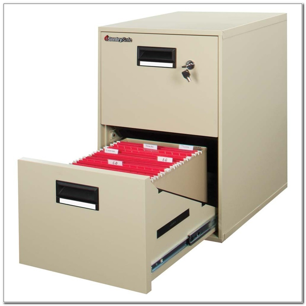 Sentry Safe File Cabinet