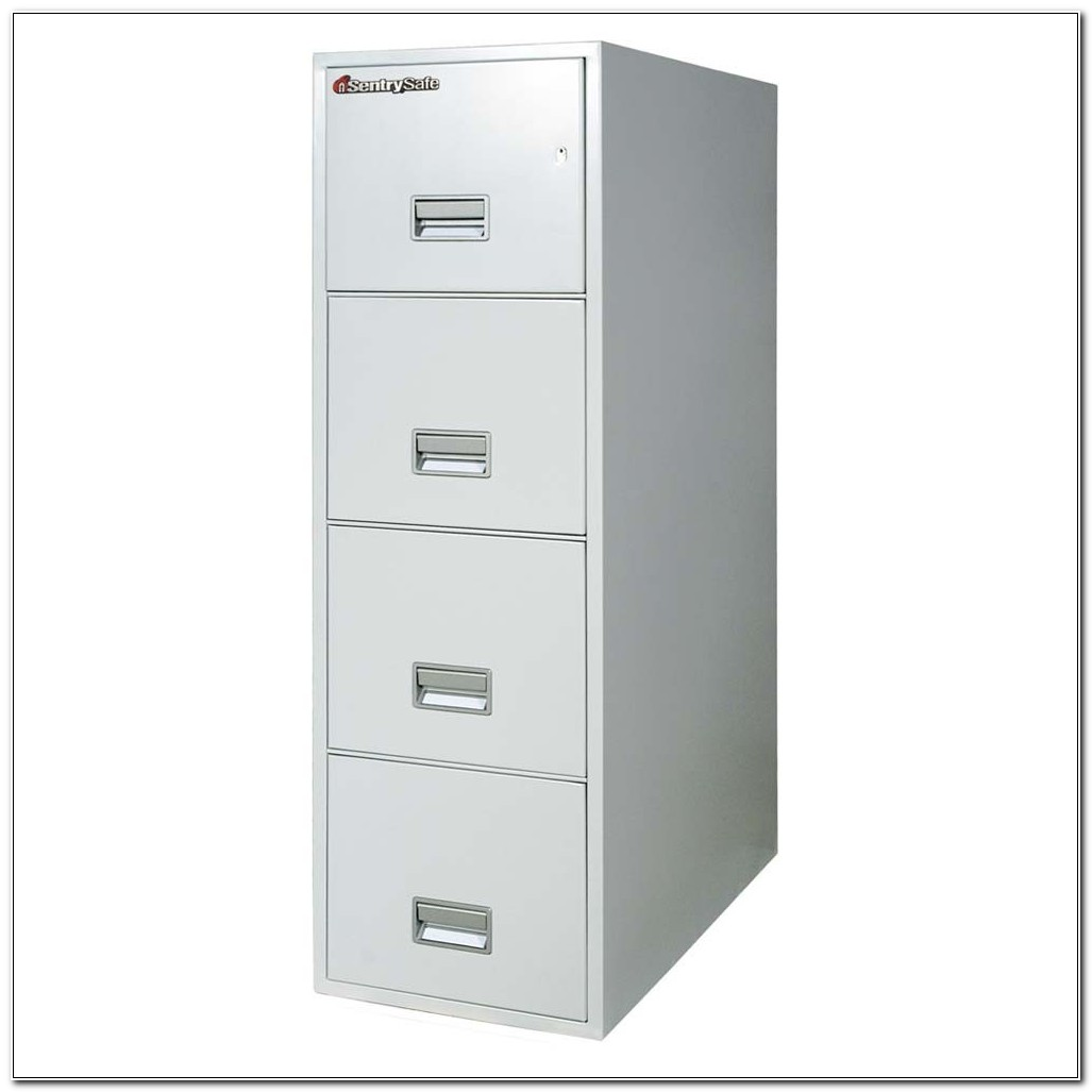 Sentrysafe 4 Drawer File Cabinet