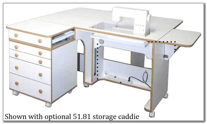 Sewing Machine Cabinet Electric Lift