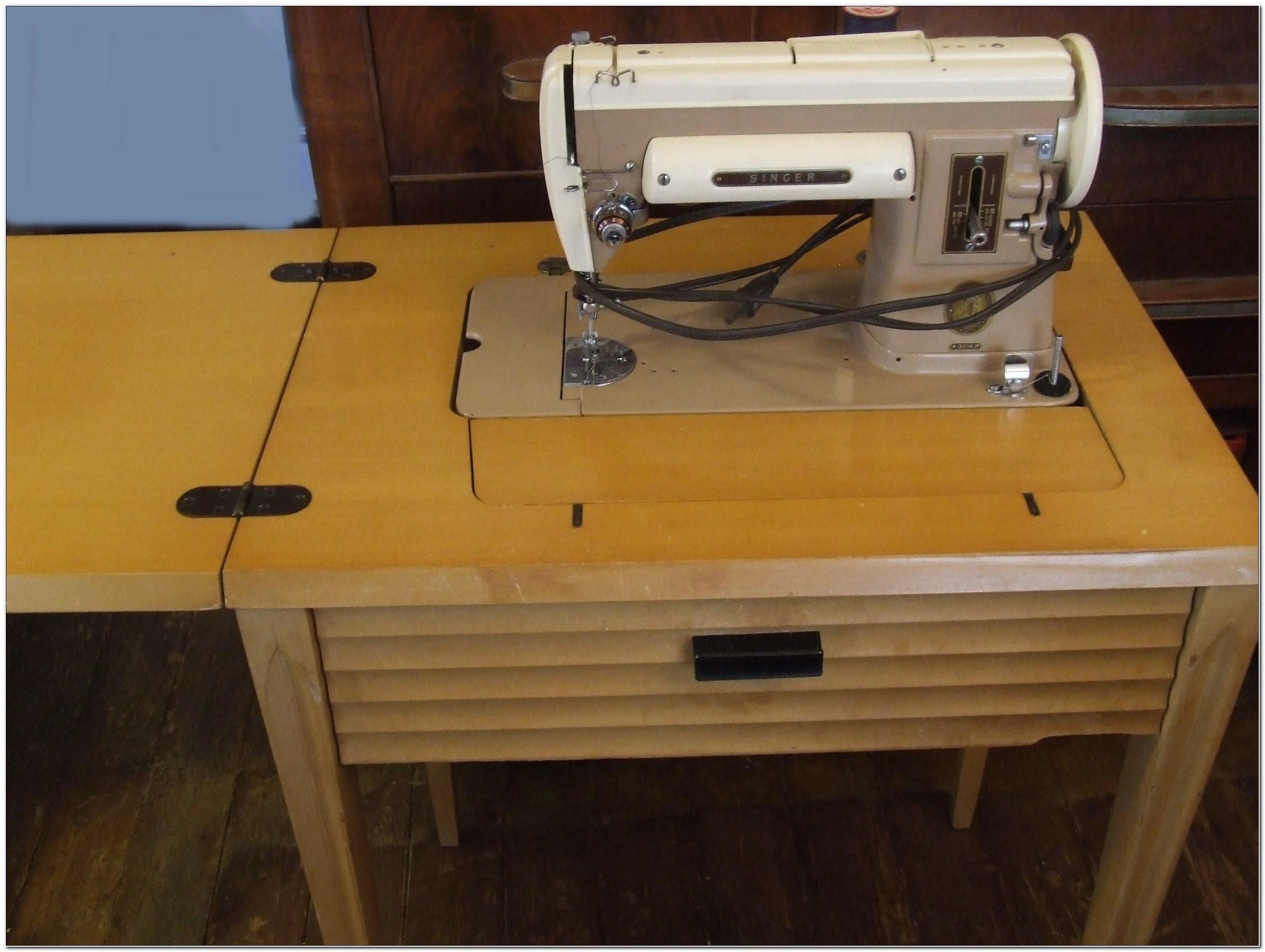 Sewing Machine Cabinet Plans Pdf