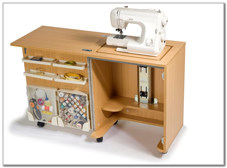 Sewing Machine Tables Cabinets Uk