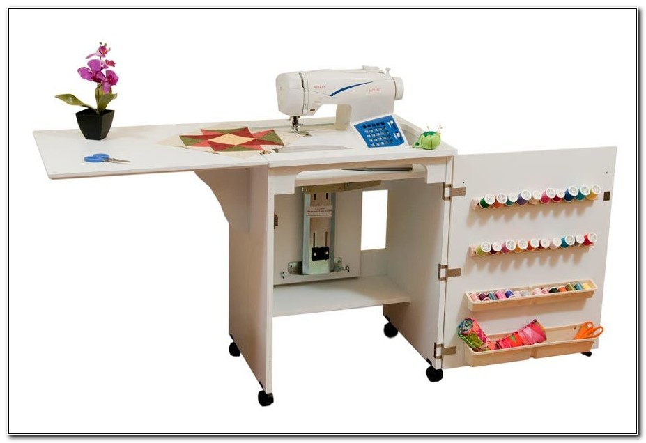 Sewing Tables And Cabinets Canada