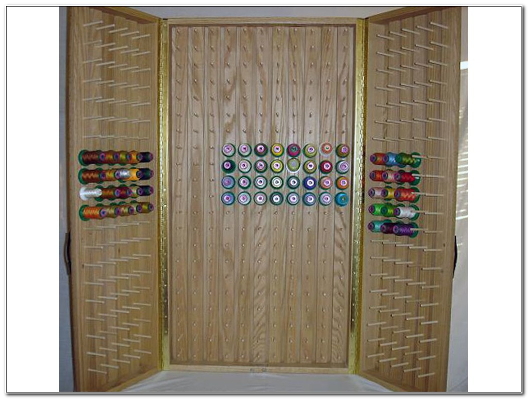 Sewing Thread Storage Cabinets