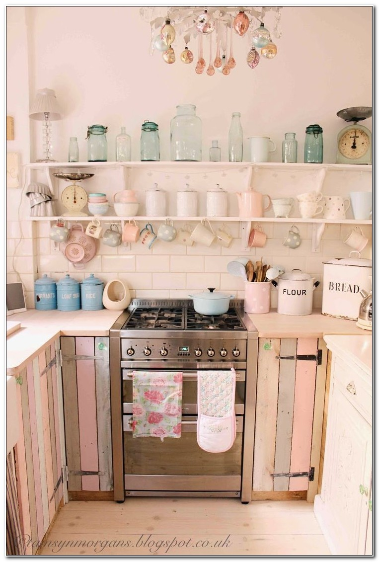 Shabby Chic Kitchen Cabinets Uk