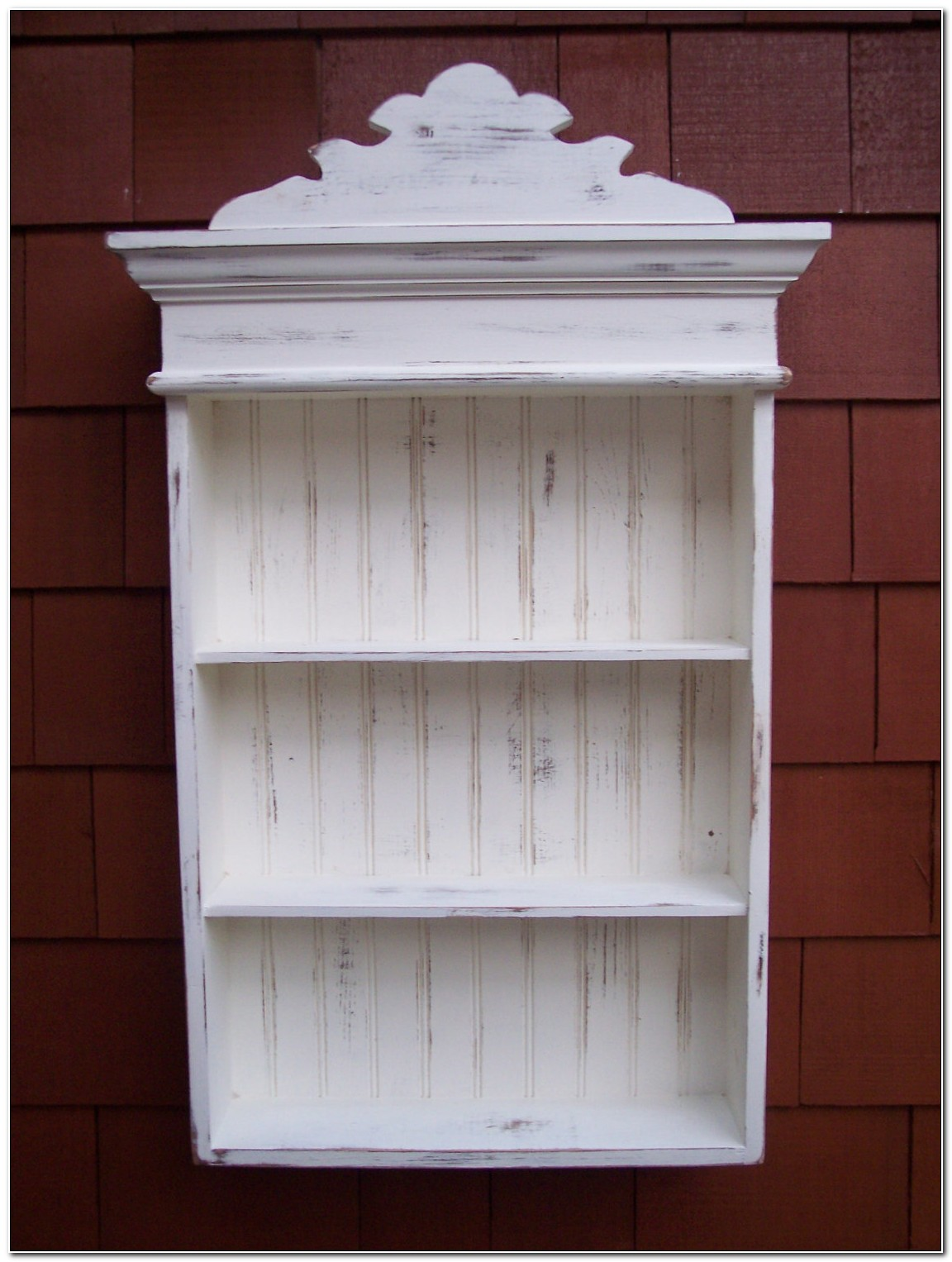 Shabby Chic Wall Mounted Bathroom Cabinets