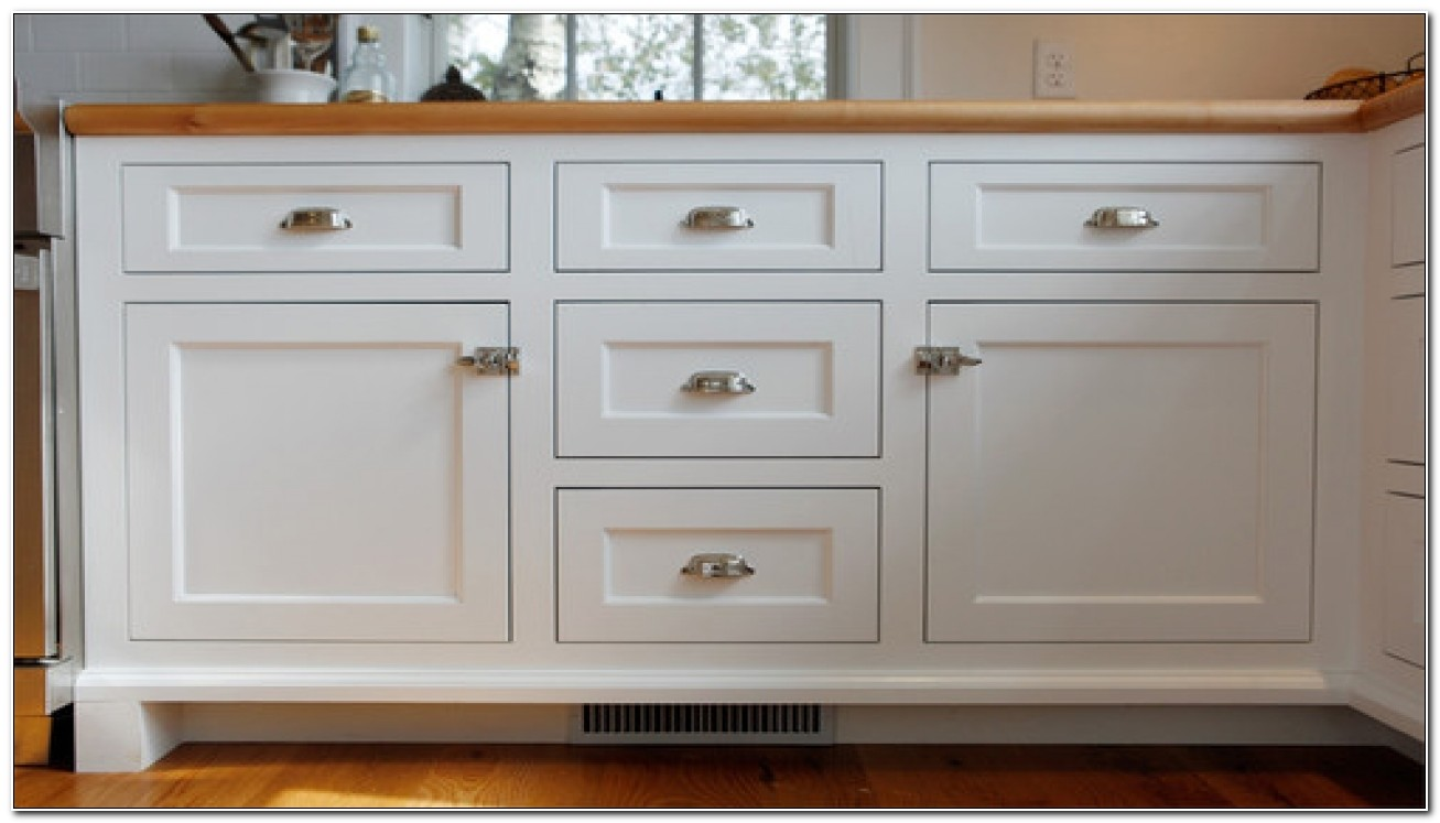 Shaker Door Style Kitchen Cabinets