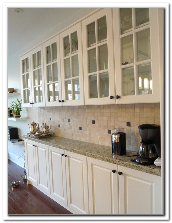 Shallow Depth Kitchen Wall Cabinets