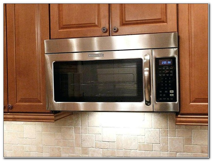 Sharp Microwave Under Cabinet Mounting Kit