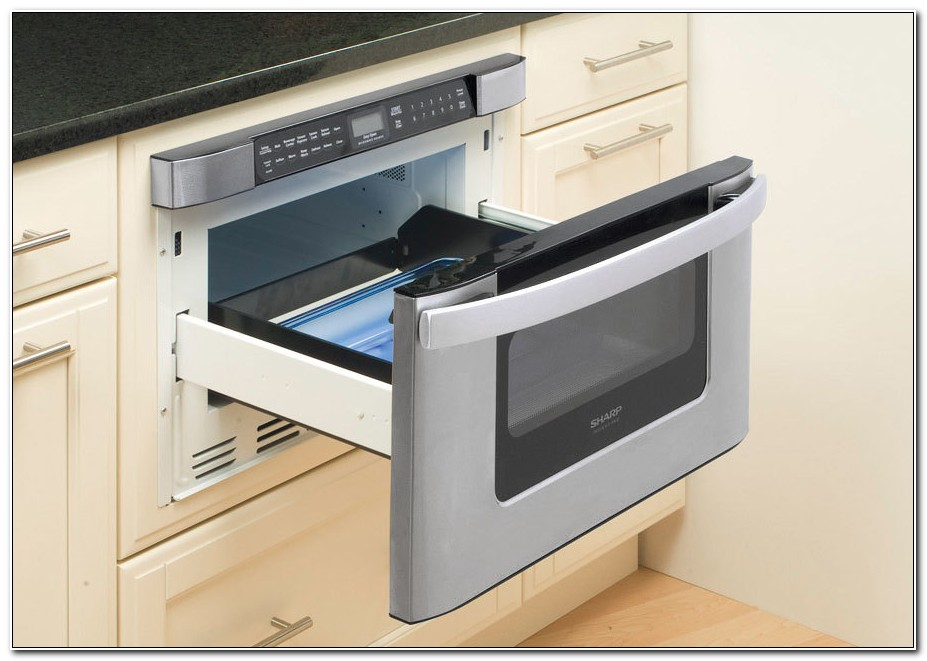 Sharp Under Cabinet Microwave