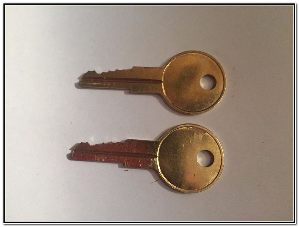 Shaw Walker File Cabinet Keys