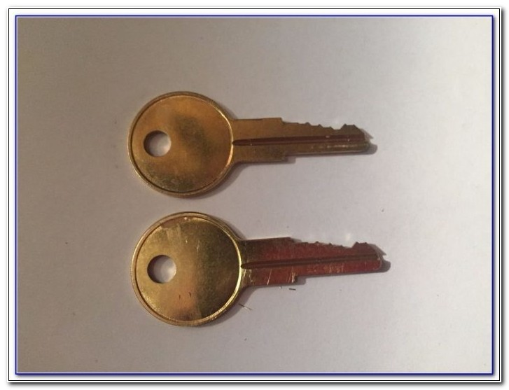 Shaw Walker File Cabinet Replacement Key