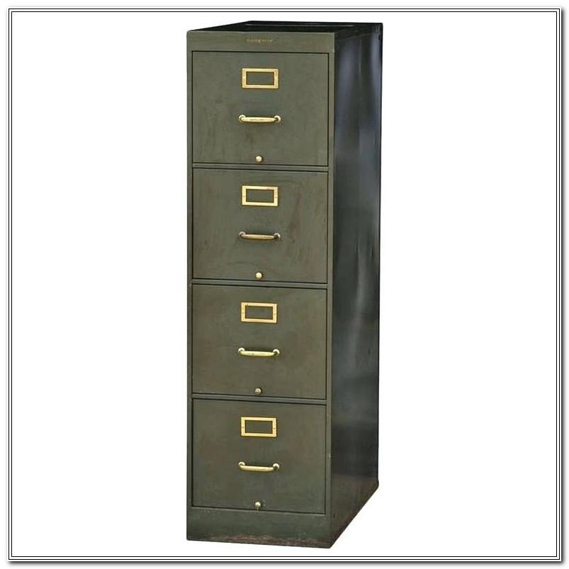 Shaw Walker Fireproof File Cabinet Asbestos