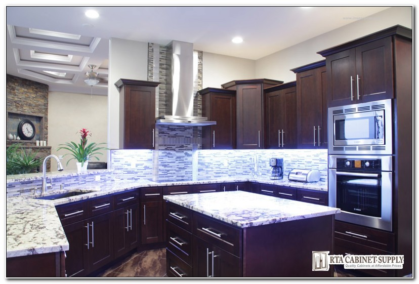 Sienna Shaker Maple Kitchen Cabinets