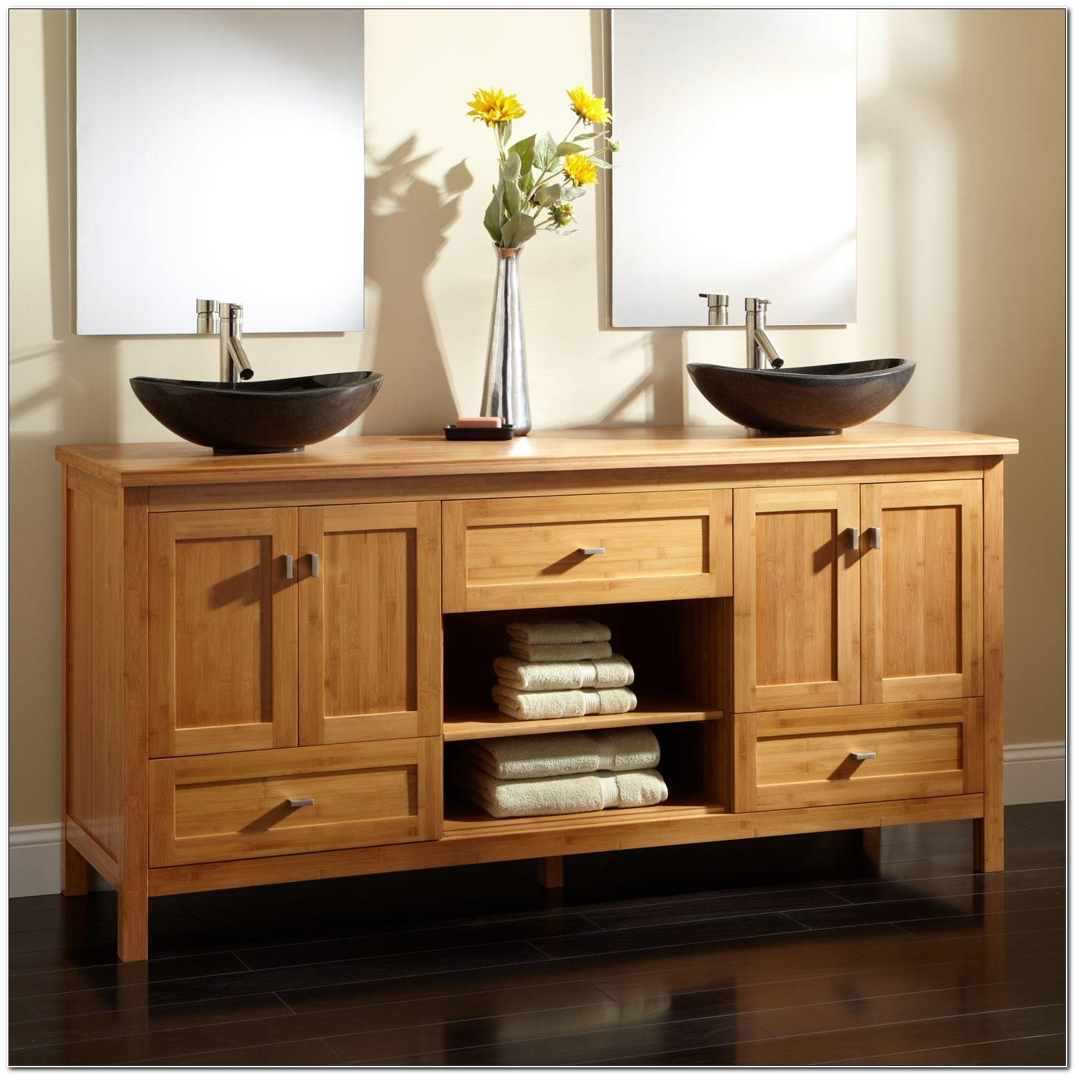 Sink With Vanity Cabinet