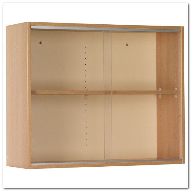 Sliding Glass Door Cabinet