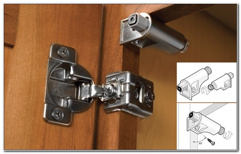 Slow Closing Cabinet Door Hinges