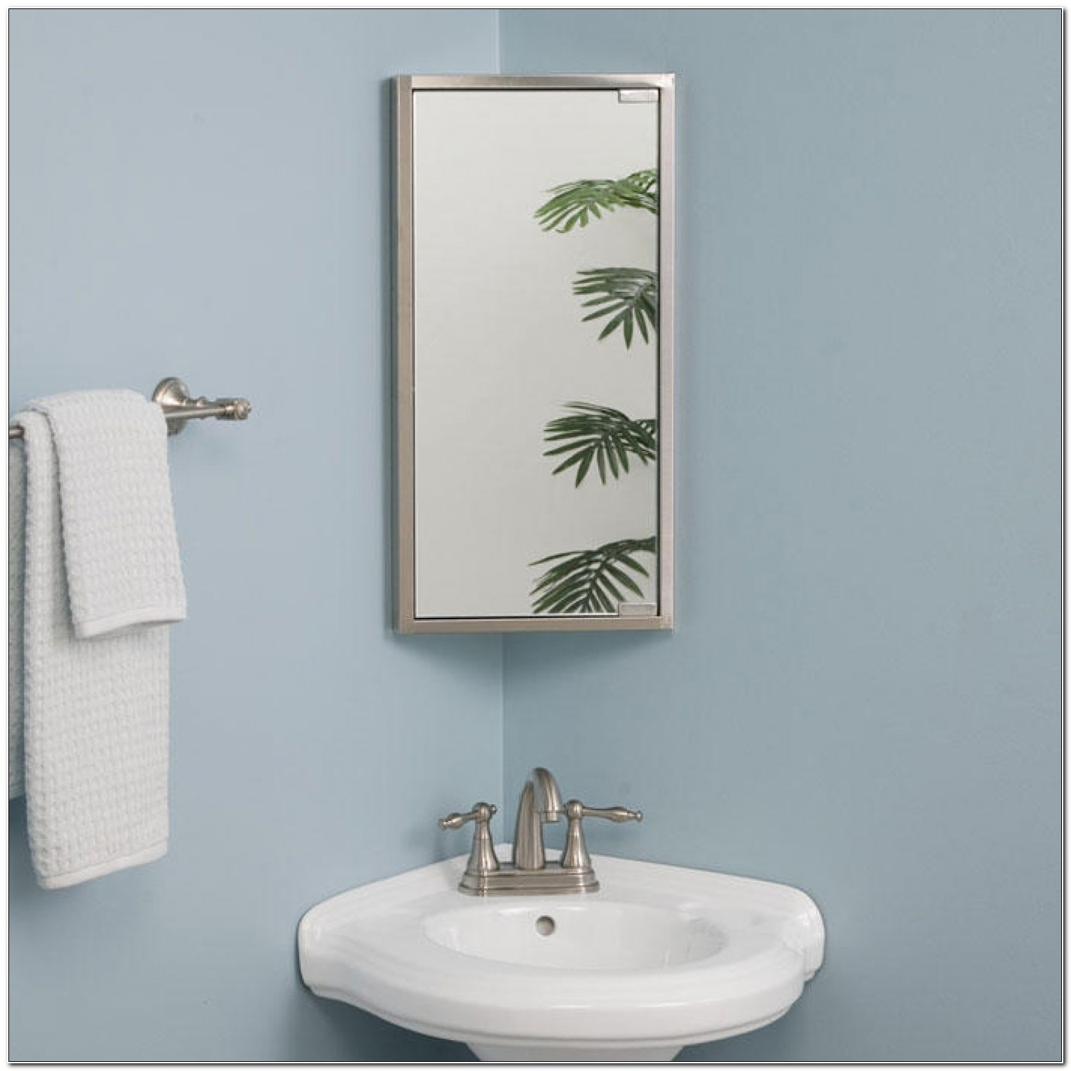 Small Bathroom Corner Medicine Cabinets