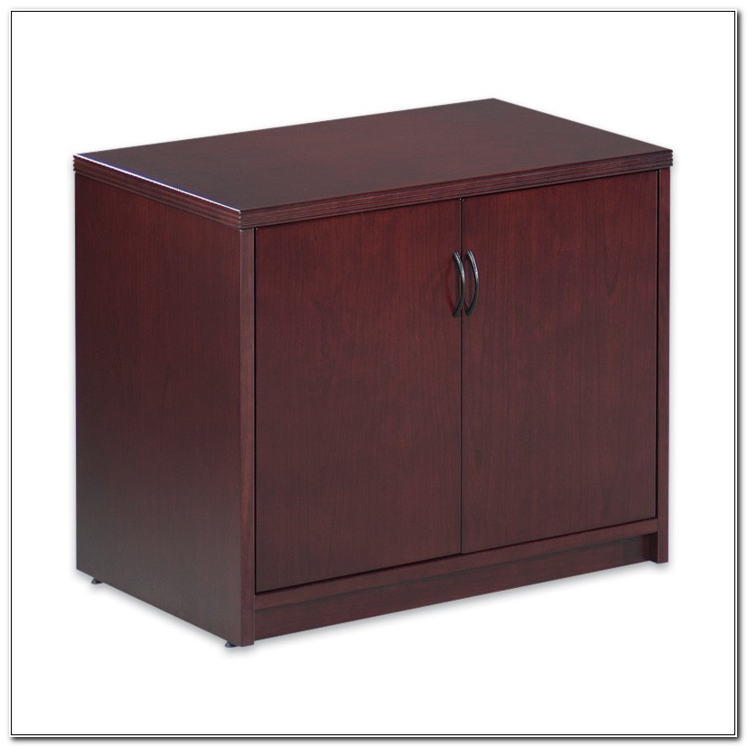 Small Office Cabinets With Doors