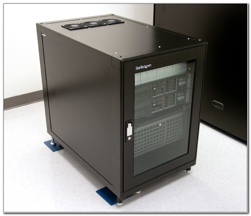 Small Server Rack Cabinet