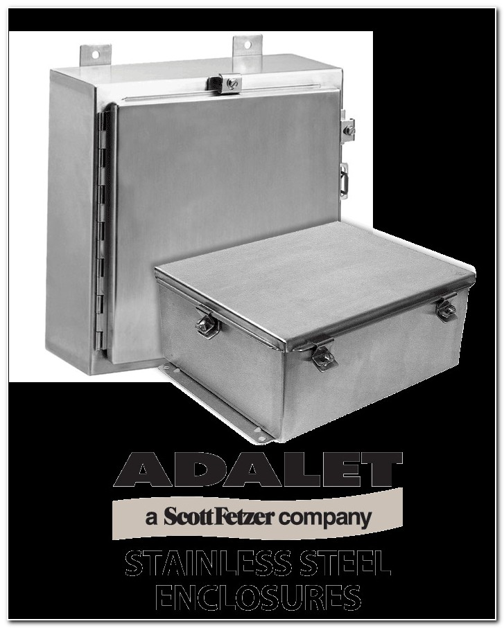Small Stainless Steel Electrical Enclosures