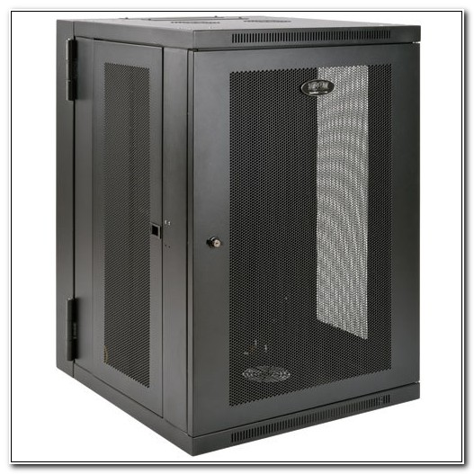 Smartrack 18u Wall Mount Rack Enclosure Cabinet