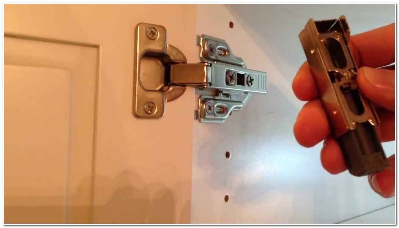 Soft Close Cabinet Hinges Installation