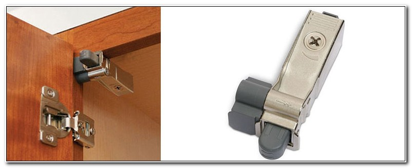 Soft Closing Cabinet Hinge Adapter