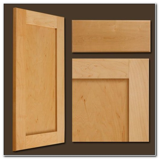 Solid Maple Kitchen Cabinet Doors