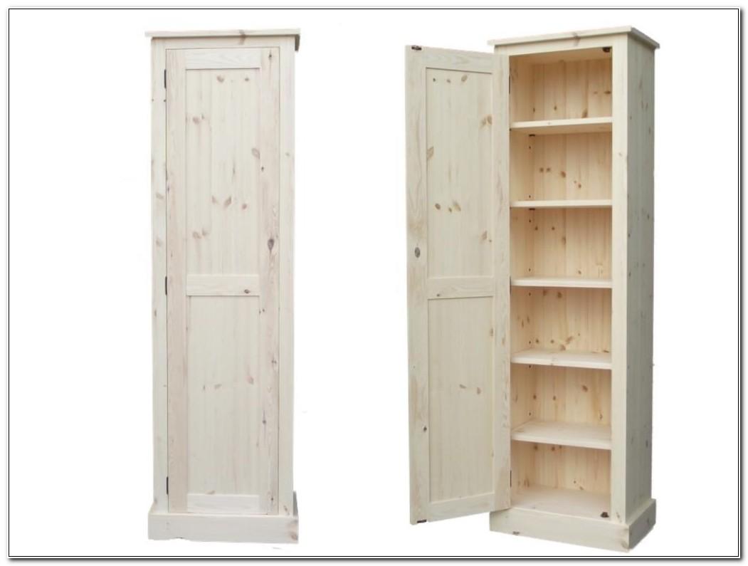 Solid Wood Linen Closet