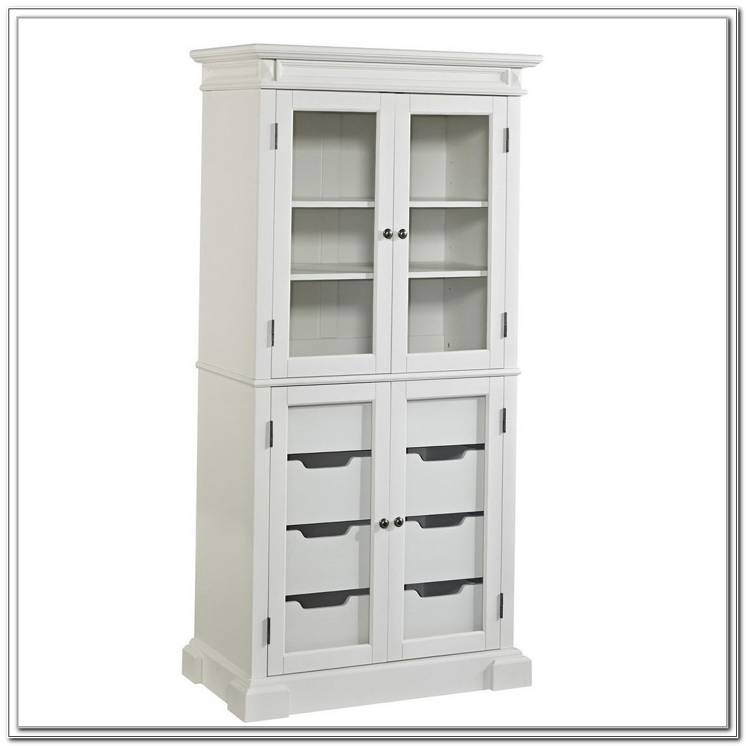 Solid Wood Pantry Cabinet Suppliers